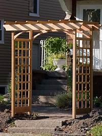 building an arbor How to Build a Simple Garden Arbor | The Garden Glove