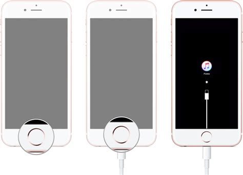 restore iphone 6 how to put your iphone or into recovery mode imore