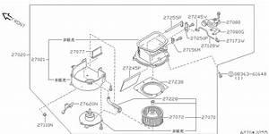Heater  U0026 Blower Unit For 1990  Luchino