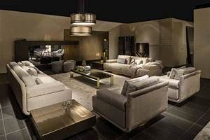 Fendi Casa 2014 Furniture Collection Unveiled At The