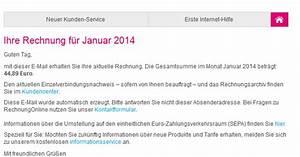 Telekomm Rechnung : telekom warnt vor gef lschten rechnungen com professional ~ Themetempest.com Abrechnung