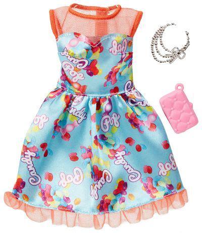 barbie complete  fashion  candy dress walmart canada