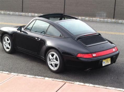 Porche Pics by 1998 Porsche 993 Targa Black Black 22 000 100
