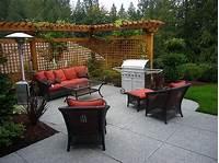 best small back patio design ideas Backyard patio ideas for small spaces Photo - 4   Design ...