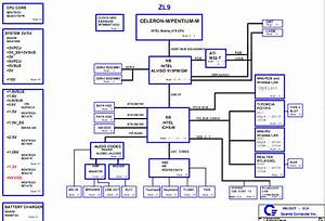 Acer Aspire 1640z  1650z Travelmate4070  4080 Schematic