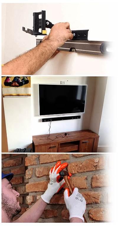 Tv Installation Wall Bracket Handyman Perth Mounting