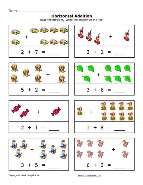 Schoolexpresscom  17000+ Free Worksheets  Horizontal Addition  Pinterest  Free Worksheets