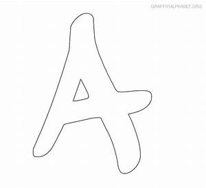 5 best images of 3d alphabet letters templates printable With letters to trace and cut out