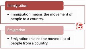Image Gallery immigration and emigration