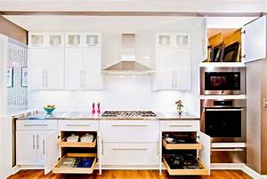 latest kitchen design trends and ideas of 2018 with images With kitchen cabinet trends 2018 combined with wicker rattan wall art