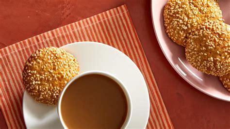 guatemalan sesame cookies champurradas