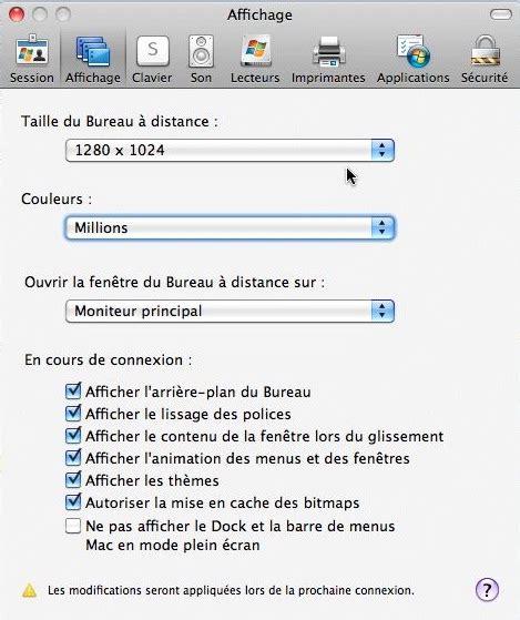 bureau à distance mac bureau a distance mac