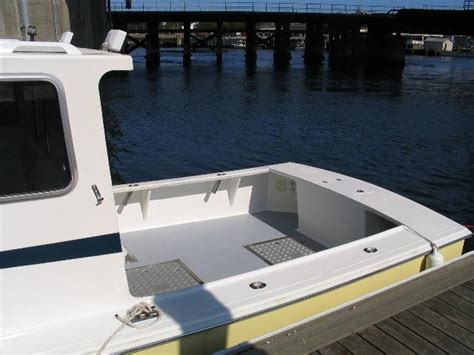 Bhm Boats Maine by 25 Seaworthy Bhm Downeast The Hull Boating