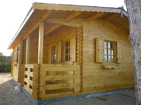 sous louer une chambre plan dun chalet en bois de 40m2