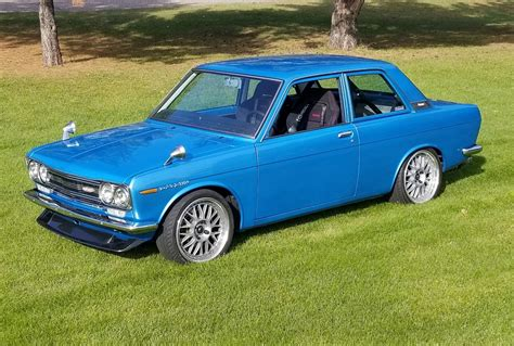 Datsun 510 Sr20 Sale by Sr20det Powered 1972 Datsun 510 5 Speed For Sale On Bat