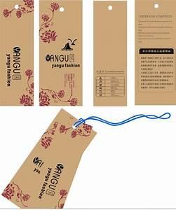 women s creative hang tag design vector misc free vector With hang tag design template