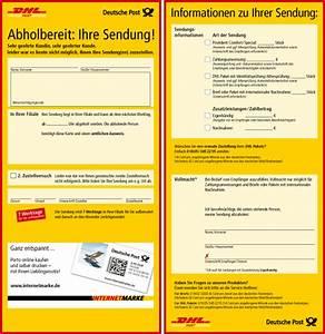 Dhl Deutschland Telefonnummer : news pakete neue benachrichtigungskarten bei deutsche post dhl ~ Orissabook.com Haus und Dekorationen