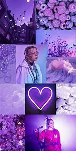 aesthetic lavender wallpapers wallpaper cave