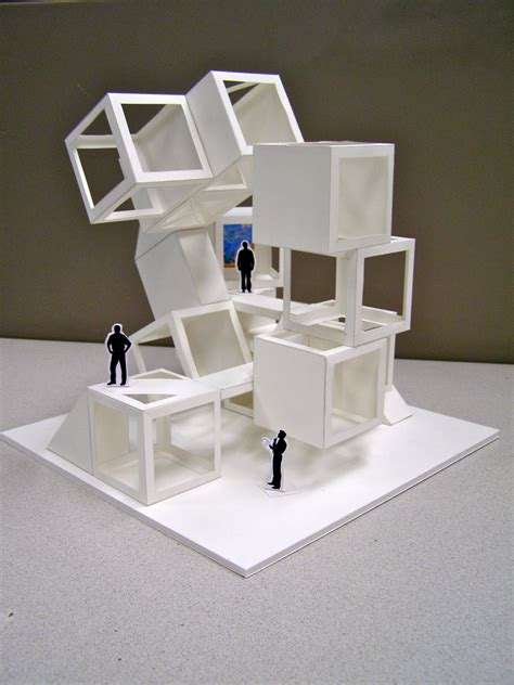 design a cube museum of cubes mike s architectural designs