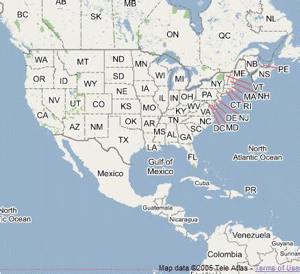 maps united states map latitude longitude