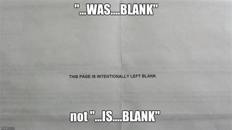 im drawing  blank  imgflip