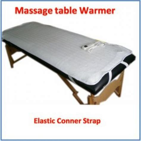 electric pad for massage table massage table warmer pad 30 quot x73 quot