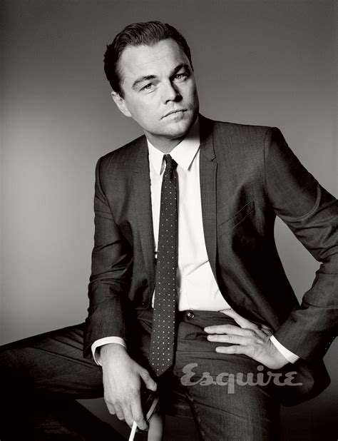 Leonardo Dicaprio Quotes And Photos Leonardo Dicaprio