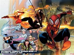 Ultimate Comics Spider-Man (2009) #1 Wallpaper | Ultimate ...