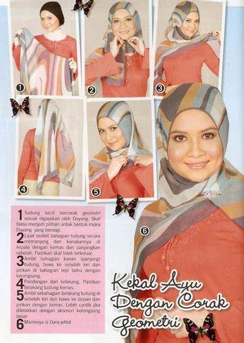 malaysian hijab tutorial muslimahsplash