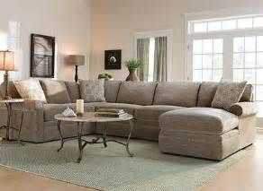 Raymour and Flanigan Living Room Sectional