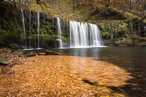 Welsh Waterfalls Photography Workshop Drew Buckley