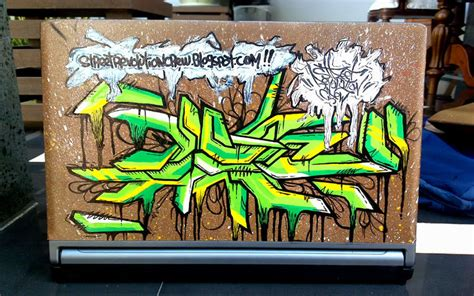 Graffiti Cirebon : Sketch By Kong, Starc
