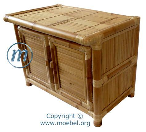 Schränke Und Kommoden by Kommode Komodo Bambusm 246 Bel Kommoden Und Schr 228 Nke Aus Bambus