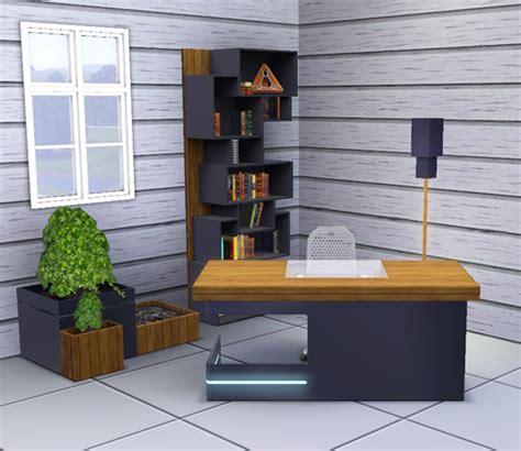 bureau loft sims3 baraquesasims les chambres bureaux