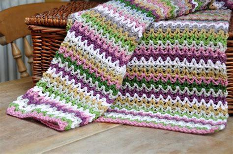 how to crochet av stitch v is for v stitch blanket allfreecrochetafghanpatterns com