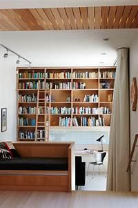 Bibliothèque Moderne Design : quelques id es pour une biblioth que maison moderne ~ Teatrodelosmanantiales.com Idées de Décoration