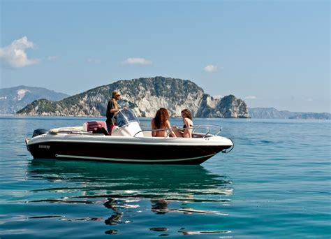 Rent A Boat Greece by Rent A Boat Zakynthos Blue Boat Rentals