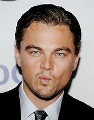 Leonardo DiCaprio Face