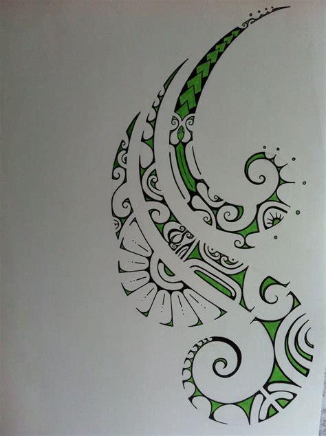 Pretty Polynesian Tattoo Drawing  Tattoo Pinterest