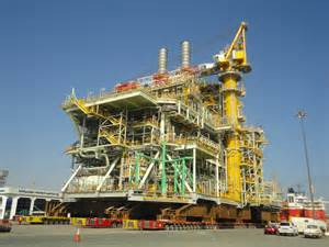 Largest Offshore Platform