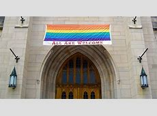 Two LGBTQinclusive churches reevaluating relationship