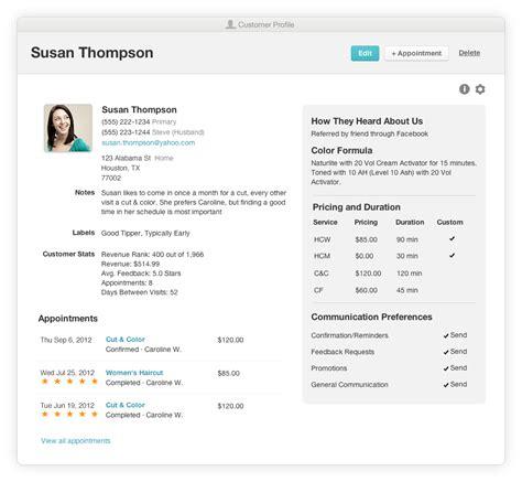 Online Customer Management Software  Small Business