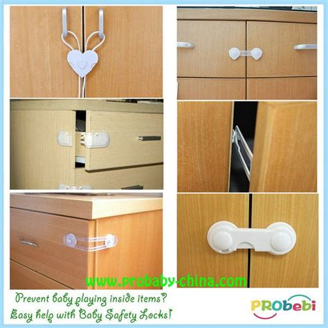 baby safety cabinet and drawer latches 50 best images about baby safety locks on pinterest
