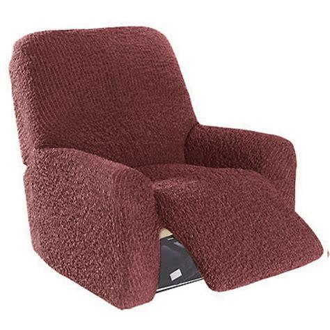 housse fauteuil de relaxation gaufr 233 e brio grenat