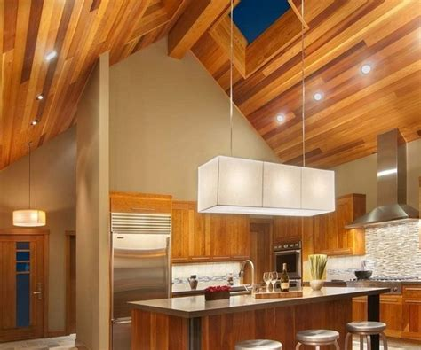 vaulted ceiling lighting options unique lighting ideas for recessed ceilings compilation