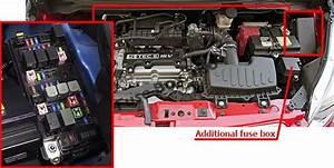 Chevrolet Spark  Eu   M300  2010