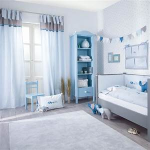 Ideen Kinderzimmer Junge : vorhang babyzimmer haus ideen ~ Lizthompson.info Haus und Dekorationen