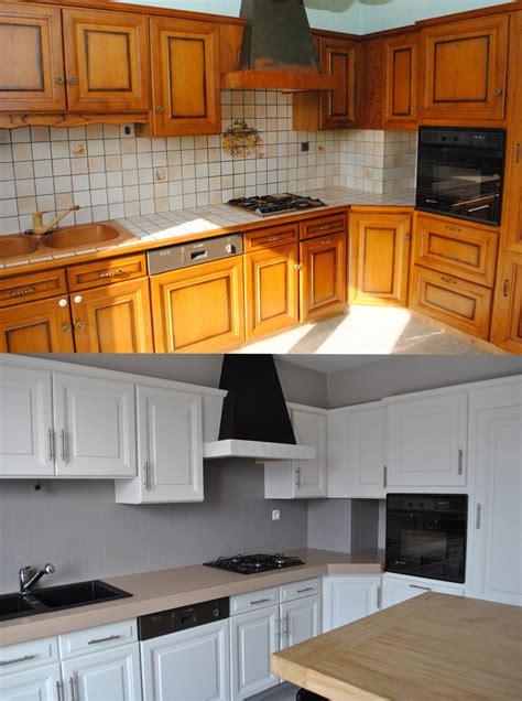 renover meuble cuisine renovation cuisine rustique rnovation du0027une cuisine