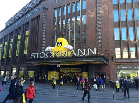 Stockmann Helsinki | Spotted by Locals