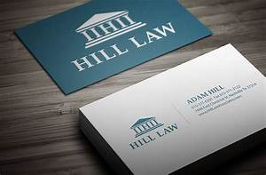 Attorney business cards business card tips for Sample attorney business cards